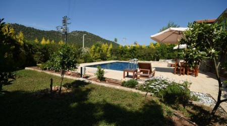 Large Garden Villa  Luvi in Kayaköy
