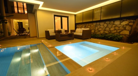 Villa Nail with Secluded Private Pool