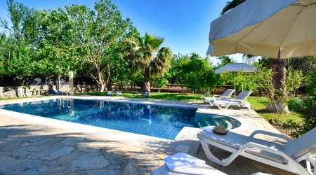 Authentic Holiday Villa with Secluded Pool