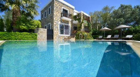 3BR Bodrum Villa Leylak with Private Pool