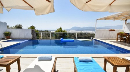 Kalkan Holiday Villa with Secluded Pool