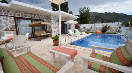 Secluded Halal Honeymoon Villa  in Kalkan