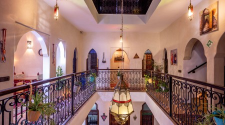 Top Rated Riad in  the Medina of Marrakech